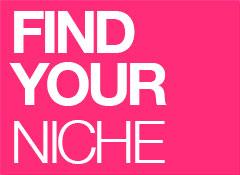 find my niche market